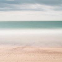 Beach, Sea, Sky Fine Art Print