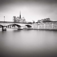 Notre Dame I Fine Art Print
