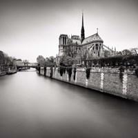 Notre Dame II Fine Art Print