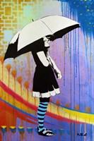 Waiting for the Rain Fine Art Print