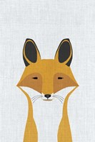 Foxy Fine Art Print