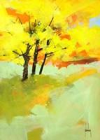 Autumn Trio Fine Art Print