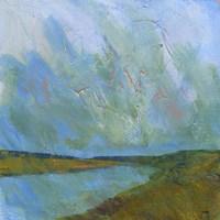 Claerwen Reflections Fine Art Print