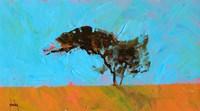 Desert Tree Fine Art Print