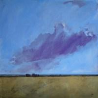 Distant River Fine Art Print
