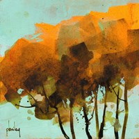 Seven Trees Fine Art Print