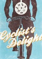 Cyclist's Delight Fine Art Print