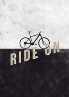 Ride On Fine Art Print