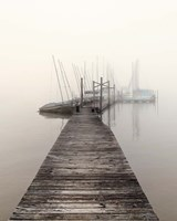 Harbor Fog Fine Art Print
