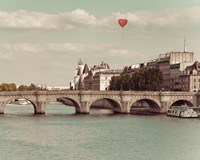 Paris Bridges Fine Art Print