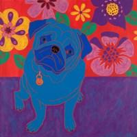Perspicacious Pug Fine Art Print