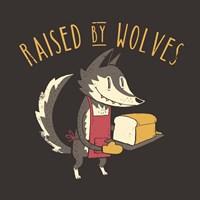Raised By Wolves Fine Art Print