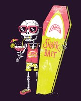 Shark Bait Fine Art Print