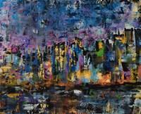 New York Abstract Fine Art Print