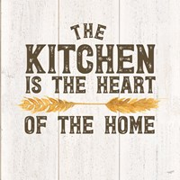 Farm Life II Kitchen Home Fine Art Print