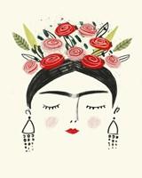 Frida's Dreams I Framed Print