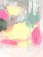 Pink Limonade II Framed Print