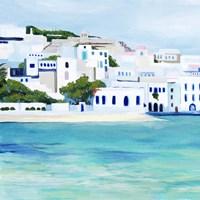 Mykonos I Fine Art Print