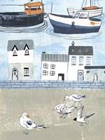 Sailors Rest III Fine Art Print