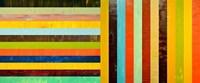 Panel Abstract – Digital Compilation Fine Art Print