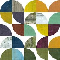 Rustic Rounds 3.0 Fine Art Print