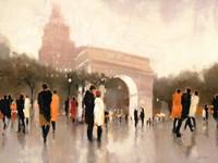 Monumental Day Fine Art Print