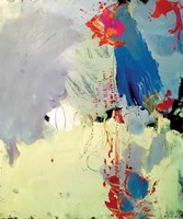 Colors Dance from the Dark Fine Art Print