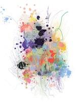 Lavender Wildflower Explosion Fine Art Print