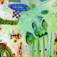Ms. Alice & Peep's Long Story No.9 Fine Art Print