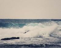 Ocean Blue Fine Art Print