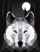 Tundra Wolf Fine Art Print