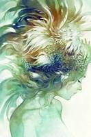 Comb Fine Art Print