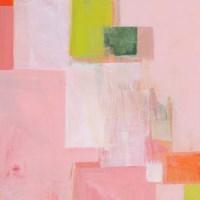 Pink Squares Fine Art Print