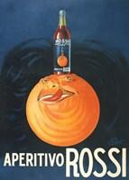 Aperitivo Rossi Fine Art Print