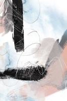 Abstract Blush No. 1 Fine Art Print