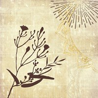 Henna Highlights 1 Fine Art Print
