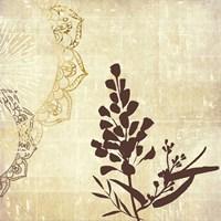 Henna Highlights 2 Fine Art Print