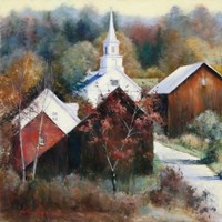 New England Veterans Fine Art Print