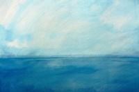 Sky and Sea 6 Fine Art Print