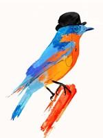 Lord Bird Fine Art Print