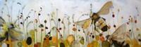 Summer Bees Fine Art Print