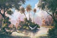 Glades Hammock Fine Art Print