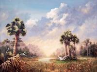 Golden Glades Fine Art Print