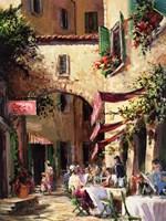 Piazza Fine Art Print