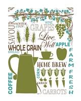 Culinary Love 2 (color) Fine Art Print