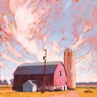 Star Prairie Fine Art Print