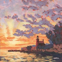 Light House Fine Art Print
