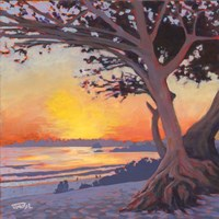 Carmel Beach Fine Art Print