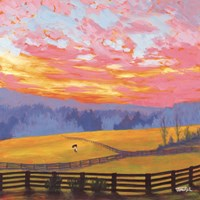 Butler Farm Fine Art Print
