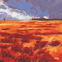 Autumn Storm Fine Art Print